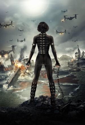 Обитель зла: Возмездие в 3D